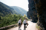 Spectacular cycling routes